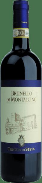 Brunello di Montalcino DOCG 2015 - Tenuta di Sesta