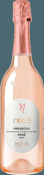 Prosecco Spumante Rosé Brut DOC 2020 - Ponte