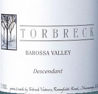Vorschau: The Descendant 2016 - Torbreck