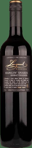 Hangin' Snakes Shiraz Viognier Barossa Valley 2017 - Langmeil