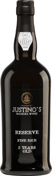 Reserve Fine Rich 5 Years Old - Vinhos Justino Henriques