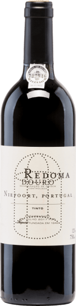 The Redoma Tinto from Niepoort is a wonderfully complex red wine cuvée and is vinified from Tinta Amarela, Tinta Cão, Tinta Roriz, Touriga Francesa and other Portuguese red grape varieties.  In the glass, this wine shines in a clear ruby red with purple reflections. The bouquet reveals wonderful notes of fresh red fruits - especially raspberry - and juicy plum. The fruit aroma is underlined by some spice notes, a finely floral hint of cistrose and a herbal hint. On the palate, this Portuguese red wine presents a wonderfully complex, firm and compact character, accompanied by perfectly structured tannins. The fresh acidity harmonizes very well with this Portuguese personality and the expressive variety of aromas. This wine concludes with a very elegant, mineral and long-lasting finish.  Vinification of Redoma Niepoort Tinto The grapes for this red wine come from an old vineyard near the Quinta de Nápoles. The harvesting is done exclusively by hand. The harvested material is strictly selected in the wine cellar and 50% is destemmed. The pressing is done with the foot and the malolactic fermentation in traditional lagars. Finally, this wine matures for a total of 22 months in used wood fodder.  Food recommendation for  Redoma Tinto von Niepoort Enjoy this dry red wine from Portugal with spicy casserole variations with fresh mushrooms, grilled steak in pepper cream sauce, or with dishes with deer and wild boar.  Awards for Niepoort Redoma Tinto James Suckling: 91 points for 2015 Robert M. Parker - The Wine Advocate: 94 points for 2015
