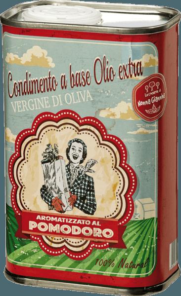 Olio Extra Vergine di Oliva al Pomodoro 0,25 l - Tenuta Sant'Ilario