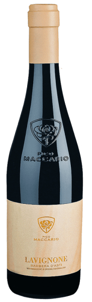 Barbera d'Asti Lavignone DOCG 2018 - Pico Maccario