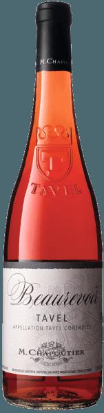 Beaurevoir Tavel AOC 2019 - M. Chapoutier von M. Chapoutier