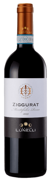 This cuvée captivates with complexity and elegance. The Ziggurat Montefalco Rosso DOC by Tenuta Castelbuono pampers the nose with seductive cherry and sour cherry aromas, which harmonize perfectly with the notes of cloves and balsamic essences. All in all a wonderfully balanced, fresh and powerful Rosso.
