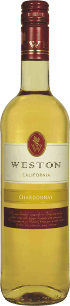 The Chardonnay from Weston Estate Winery shines in a rich yellow shade in the wine glass. The nose is pampered by wonderfully expressive aromas of ripe melon, fresh grapefruit and fine nuances of pears. On the palate, too, the same spectrum of aromas is evident, which underlines the harmonious impression with a wonderfully fresh acidity.  Food recommendation for the Weston Estate Chardonnay The Californian white wine is a great accompaniment to the Mediterranean starter cuisine, chicken breast fillet with crunchy vegetables or trout.