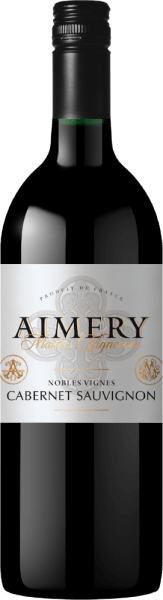 Aimery Cabernet Sauvignon 1,0 l 2018 - Sieur d'Arques