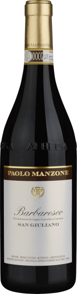 San Giuliano Barbaresco DOCG 2015 - Paolo Manzone