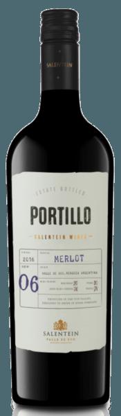 Portillo Merlot 2019 - Portillo