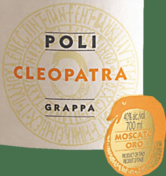 Cleopatra Moscato Oro Grappa in GP - Jacopo Poli von Jacopo Poli