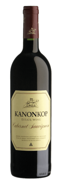 This pure wine matures for 26 months in French barriques (50% in new and 50% in used barriques).The Cabernet Sauvignon from Kanonkop develops during its ageing the complexity of nutty and berry Cabernet Sauvignon grapes. It is a very fine wine - harmonious, balanced and graceful, with strong fruity aromas. A variety of nuances fill the mouth and palate in the finish. Serve this Rosso with dark meat such as lamb or beef.