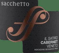 Vorschau: Il Satiro Cabernet Sauvignon 2018 - Sacchetto
