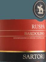 Vorschau: Ruspa Bardolino DOC 2019 - Sartori di Verona