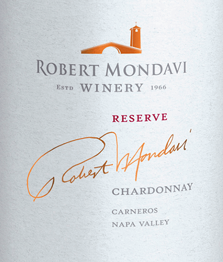 The Chardonnay Reserve by Robert Mondavi from the sunny, American wine region Napa Valley is an outstanding, grape-varietal white wine. In the glass, this wine shines in a rich straw yellow with golden highlights. The aromatic-intensive bouquet is dominated by fruity aromas of juicy pear, crisp apples and fresh, summer-ripe citrus fruits - accompanied by fine hints of marzipan. The palate enjoys this white wine with its rich, creamy texture and a voluminous body. The fresh citrus notes of the palate merge with the elegant acidity to create a balanced, full-bodied taste. The finale is wonderfully persistent and convinces with very good length. Vinification of Mondavi Napa Valley Chardonnay Reserve The grapes for this white wine are harvested by hand in September in the vineyards of Los Carneros. Arriving in the wine cellar, the harvested material is strictly selected and pressed as a whole. Fermentation in wooden barrels is carried out at cool temperatures. During malolactic fermentation, the yeast storage is stirred twice a week in this wine. Finally, this wine matures for a total of 12 weeks in French oak barrels (77% new wood). Food recommendation for the Napa Valley Robert Mondavi Reserve Chardonnay Enjoy this dry white wine from the USA with all kinds of sushi variations and sashimi, freshly grilled fish in creamy lemon sauce, homemade pasta with seafood or also with creamy goat cheese. Chardonnay Robert Mondavi Reserve Awards Wine Spectator: 93 points for 2015