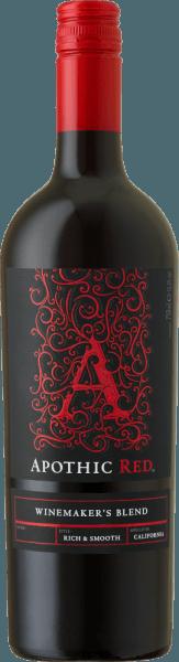 Apothic Red 2019 - Apothic Wines