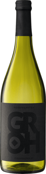 The Rosengarten Chardonnay von Groh is an outstanding, grape varietal and creamy white wine from the German wine growing region Rheinhessen. In the glass, this wine shines in a rich straw yellow with bright golden highlights. The bouquet flatters the nose with expressive aromas of yellow apples, sun-ripened citrus fruits and juicy apricots - accompanied by fine nut and roasted aromas. This German white wine convinces the palate with its wonderfully creamy texture and delicate melting. The aromas of the nose are also reflected and accompany you to the long-lasting finale. Vinification of the Groh Chardonnay Rose Garden The Chardonnay grows in Bechtheim on soils rich in limestone and lime marl. The soils offer the best conditions for the cultivation of Burgundy varieties. The careful harvest follows a very strict and careful selection of the Chardonnay grapes. Once the harvested material has arrived in Groh's wine cellar, the grapes are pressed as a whole. This chardonnay is then fermented in barrique barrels (first and second coating) and matured for 7 months on the fine yeast. Food recommendation for the Rosengarten Chardonnay Enjoy this dry white wine from Germany with light, fried or grilled meat, with pasta with strong sauces or risotto.