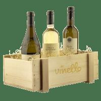 Kleines Weißwein-Abo je 3 Flaschen à 0,75 l