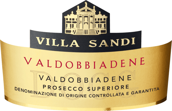 With the Villa Sandi Prosecco Superiore Valdobbiadene Spumante Extra Dry, a first-class Prosecco Spumante comes to the wine glass. In this it presents a wonderfully brilliant platinum yellow colour. In the centre this Prosecco Spumante shows an expressive colour. The bouquet of Prosecco Spumante from Veneto fascinates with aromas of lemon grass, lemon, lavender and mulberry. The Villa Sandi Prosecco Superiore Valdobbiadene Spumante Extra Dry reveals an incredibly fruity taste on the tongue, which is of course due to its residual sweetness. Light-footed and complex, this light and velvety Prosecco Spumante presents itself on the palate. With its balanced fruit acidity, the Prosecco Superiore Valdobbiadene Spumante Extra Dry flatters with a pleasing sensation on the palate without lacking freshness. The finale of this mature Prosecco Spumante from the Veneto wine region finally convinces with a beautiful finish. Vinification of the Prosecco Superiore Valdobbiadene Spumante Extra Dry from Villa Sandi The elegant Prosecco Superiore Valdobbiadene Spumante Extra Dry from Italy is a pure sparkling wine made from the Glera grape variety. After the manual harvest, the grapes are immediately taken to the winery. Here they are sorted and carefully ground. Fermentation follows in stainless steel tanks at controlled temperatures. At the end of the fermentation, the Prosecco Superiore Valdobbiadene Spumante Extra Dry is left to harmonise on the fine lees for a few months. Recommended food for the Prosecco Superiore Valdobbiadene Spumante Extra Dry of Villa Sandi This Prosecco Spumante from Italy is best enjoyed very well chilled at 5 - 7°C. It is a perfect accompaniment to baked apples with yoghurt sauce, pear-lime strudel or almond milk jelly with lychees. Awards for the Prosecco Superiore Valdobbiadene Spumante Extra Dry from Villa Sandi In addition to a price-performance ratio, this Prosecco Spumante from Villa Sandi can also boast awards, including medals. In detail these are Mundus Vini - Gold