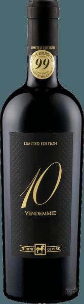 Dieci Vendemmie Limited Edition - Tenuta Ulisse