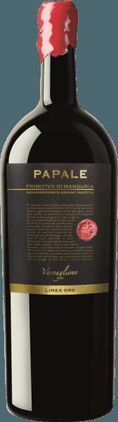 Papale Primitivo di Manduria DOP 1,5l Magnum 2017 - Varvaglione
