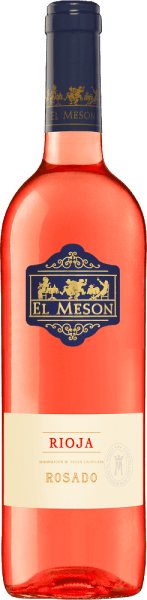 The aroma of El Meson Rosé from Bodegas El Meson contains strawberries and wild berries. An exceptionally fine fruit characterizes this Rosé, which is vinified from Tempranillo and Garnacha grapes. The dry and fruity taste is best with light rice dishes or pasta.