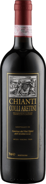 Chianti Colli Aretini DOCG 2017 - Vini Tipici Dell´ Aretino