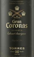 Vorschau: Gran Coronas Cabernet Sauvignon Reserva DO 1,5 l Magnum 2015 - Miguel Torres