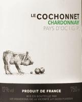 Vorschau: Le Cochonnet Chardonnay 1,0 l 2019 - Vignerons de la Vicomté