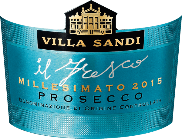 The Il Fresco Prosecco Millesimato is the vintage prosecco of Villa Sandi. It thus reflects the character of each year, unlike other Prosecchi, which are designed for consistent taste. The Il Fresco Prosecco Spumante DOC Millesimato presents itself with a brilliant gold yellow in the glass. The nose is surrounded by delicate aromas of yellow pear, apple and light floral notes. On the palate it shows itself sparkling with a fine perlage, beautifully fruity with some citrus and slightly vegetable. Food pairing/Food recommendation for Il Fresco Prosecco Spumante DOC Millesimato from Villa Sandi An ideal start for an Italian evening or as an accompaniment to light dishes such as fried vegetables, fish and salads.