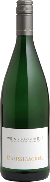 This 100% Pinot Blanc unfolds a cool scent of minerally stone and pip fruit with fresh herbs. The mouth is crystal clear, fine juicy and cool, with a inciting freshness, a fine minerality and a taste of pip fruit with a herbaceous style.