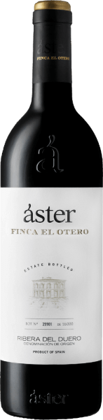 Finca El Otero Tempranillo DO 2016 - Áster