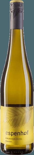Kalkstein weiß Cuvée 2018 - Weingut Espenhof