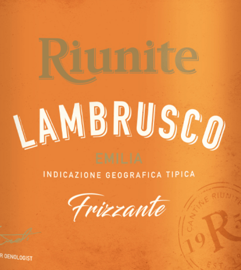 The Lambrusco Emilia IGT Bianco from Cantine Riunite shines in the glass in a light straw yellow and flatters the nose with its aromatic and fruity bouquet. This Lambrusco delights on the palate with its harmonious interplay of freshness and sweetness. Food recommendation for Lambrusco Emilia Bianco  Enjoy this sweet frizzante as an aperitif, with Italian cuisine such as pizza and pasta, or with appetizers.