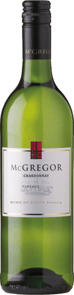 The Chardonnay from McGregor is a fine and lush wine with fruity lime and guava aromas. He seems full-bodied on the palate with a fine and elegant acidity.