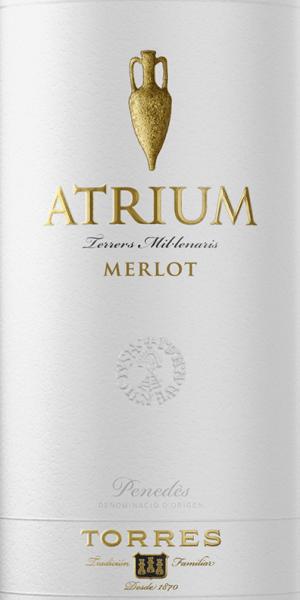 Atrium Merlot DO 2018 - Miguel Torres von Miguel Torres