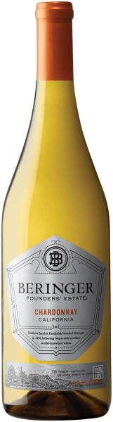 Chardonnay Founders' Estate WO California 2017 - Beringer