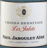 Vorschau: Les Jalets Blanc 2019 - Paul Jaboulet Aîné