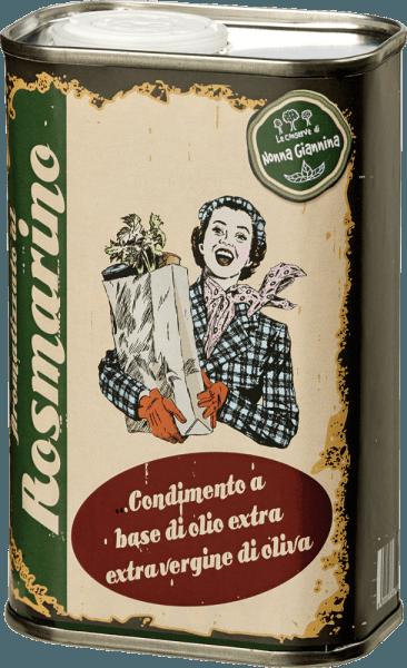 Das Olio Extra Vergine di Oliva al Rosmarino von Tenuta Sant'Ilario ist ein natürliches und intensives Olivenöl aus handgelesenen Oliven. Dieses Olivenöl erhält sein natürliches und intensives Aroma aus der Verwendung von frischen Kräutern. Damit nichts von der Intensität der Kräuteraromen eingebüßt wird, werden die Oliven und Kräuter gleichzeitig in 2 verschiedenen Mühlen gepresst und anschließend sofort verschnitten. Verwendungsempfehlung für das Olio Extra Vergine di Oliva al Rosmarino von Tenuta Sant'Ilario Dieses Olivenöl mit Rosmarin eignet sich perfekt zum Verfeinern und Würzen von Fisch, Fleisch und Gemüse.