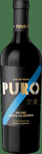 Puro Malbec Grape Selection Mendoza 2018 - Dieter Meier