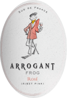 Vorschau: Ribet Pink Syrah Rosé 2020 - Arrogant Frog
