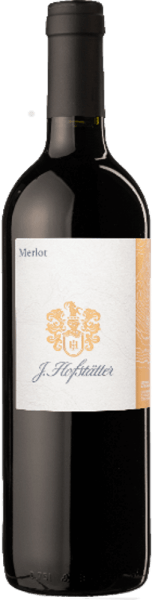 The Merlot Alto Adige DOC by Tenuta J. Hofstätter is intensely ruby red in the glass, the bouquet is warm, concentrated and dense, with aromatic notes typical of this variety of borage jelly and hints of undergrowth and humus. Powerfully complex on the palate, this South Tyrolean Merlot unfolds its distinctly vinous aroma, with well integrated, firm tannins and soft fruit. The finish is long and persistent. Vinification of Merlot Alto Adige DOC by J.Hofstätter The vineyards on which the vines stand for this Merlot have marl and clay soils. After manual harvesting, the grapes are lightly crushed and destemmed, the mash is fermented for about 10 days after a short maceration. The must is kept in contact with the skins by pumping and gentle ramming and at the end of fermentation the temperature is slightly increased to achieve better colour and flavour extraction from the skins. Food pairing for the Merlot Alto Adige by Tenuta J.Hofstätter This fine South Tyrolean Merlot is an excellent accompaniment to dark and red grilled meat, hearty, tasty dishes and spicy medium-ripe and mature cheese.
