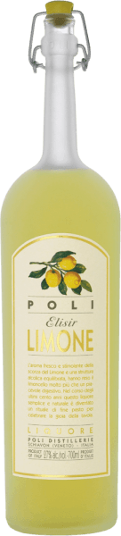 Elisir Limone Liquore - Jacopo Poli