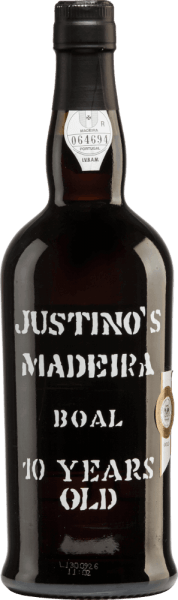 Boal 10 Years Old - Vinhos Justino Henriques