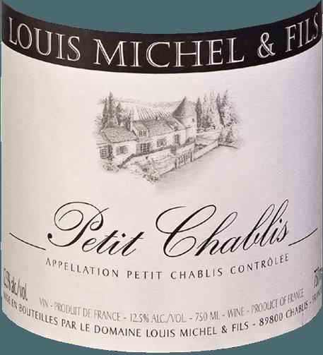 Petit Chablis AC 2018 - Domaine Louis Michel et Fils von Domaine Louis Michel & Fils