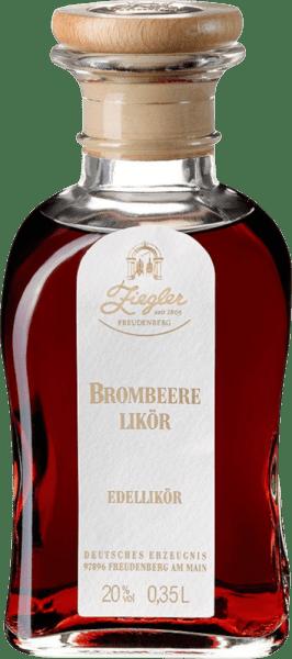 Brombeerlikör 0,35 l - Brennerei Ziegler