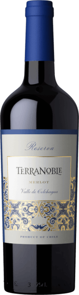 Reserva Merlot 2016 - Terra Noble