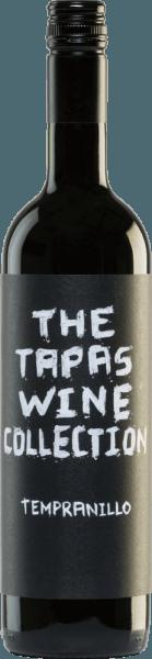 Tapas Wine Collection Tempranillo DO - Bodegas Carchelo