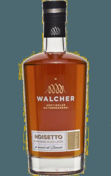 Der Noisetto von Walcher ist ein wunderbarer Rum-Haselnusslikör, welcher mit seinem Nougat- Aroma und seiner angenehmen Süße verzaubert. Herstellung von dem Noisetto von Walcher Für diesen Likör aus dem Südtirol werden ausschließlich Haselnüsse aus dem Piemont verwendet, anschließend von einem Konditormeister geröstet, um dann mit einem ausgewählten karibischen Rum zu einem feinen Likör verarbeitet zu werden. Servierempfehlung für den Noisetto von Walcher Genießen Sie diesen Likör pur oder mit Vanilleeis.
