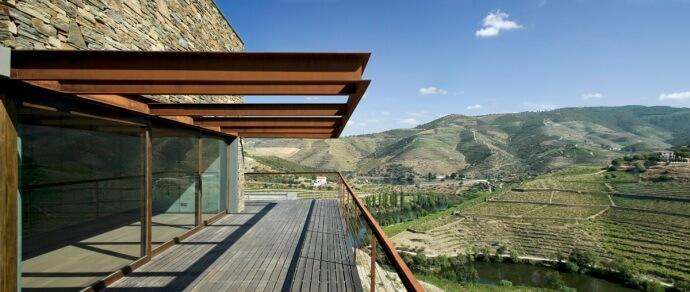 Niepoort's Quinta de Napoles in the Douro Valley